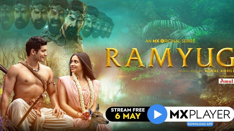 "वेब सीरीज रिव्यू: ""रामयुग"" जो उम्मीदों पर बिल्कुल खरी नही उतरती"