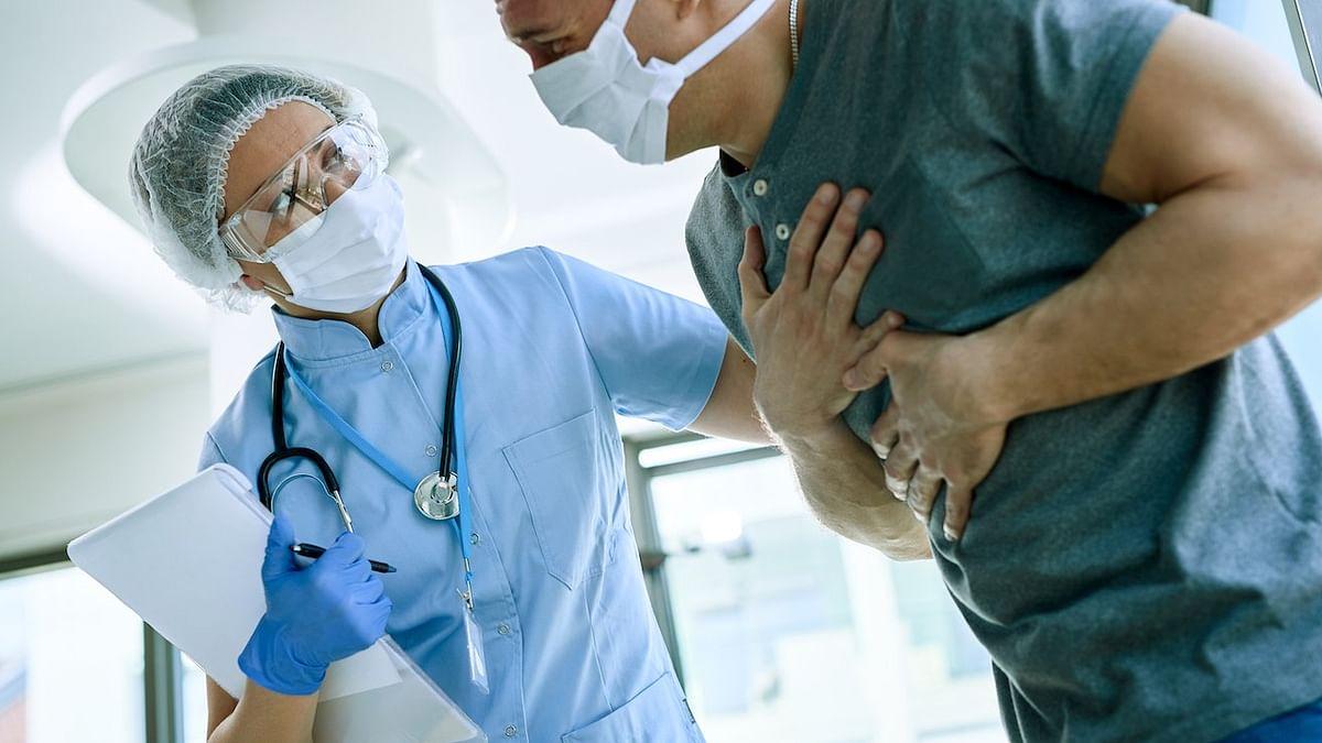 अगर आप कोरोना वायरस से ग्रसित है और होता है सीने में दर्द या जलन तो क्या करें?