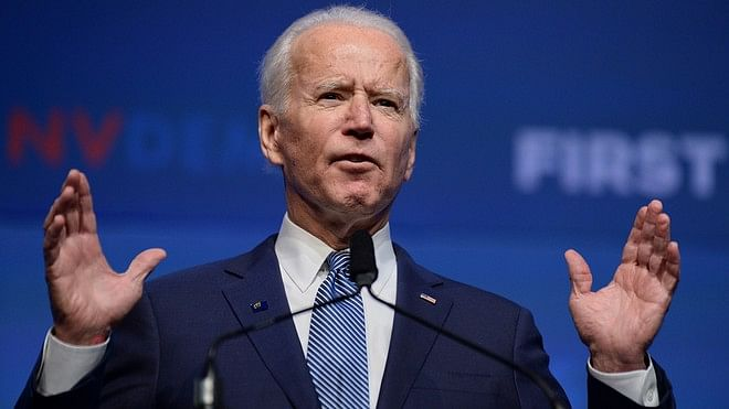 Biden task force takes states-rights approach to cannabis legalization