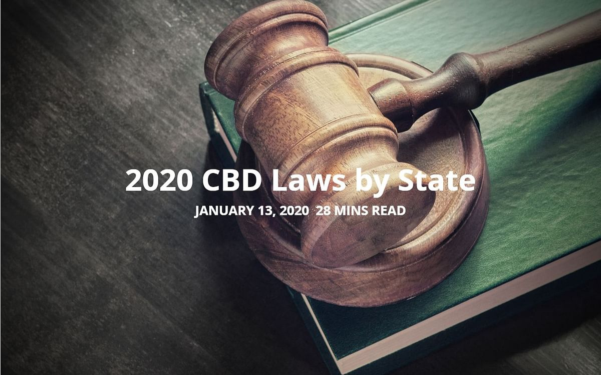 2020 CBD Laws by State