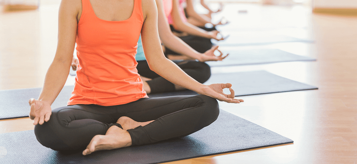 Ganja Yoga 101: why some yogis mix cannabis with their practice