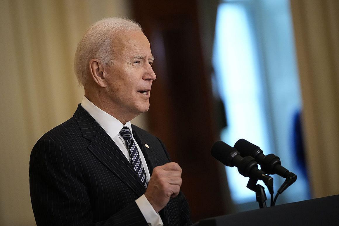 Same old Joe: Rebuffing staff who smoked pot fits Biden's MO