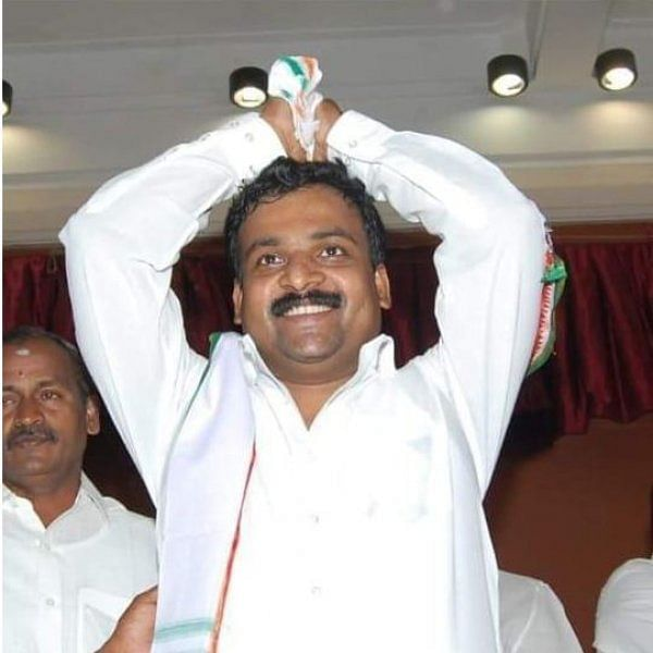 'மீண்டும் மாணிக் தாகூரா?'- விருதுநகரில் கொந்தளிக்கும் காங்கிரஸ் நிர்வாகிகள்