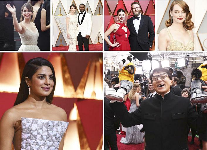 #LiveUpdates ஆஸ்கர் 2017 : ஜொலிக்கும் 'மூன்லைட்' திரைப்படம்!