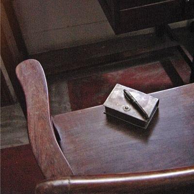 புதுமைப்பித்தனின் மேசையும் வெற்றிலைச் செல்லமும் - டிராட்ஸ்கி மருது