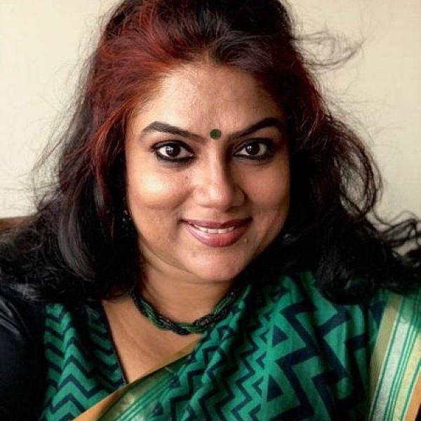 ``சபரிமலைக்கு வரும் ஆக்ட்டிவிஸ்ட்டிகளிடம் ஒரு கேள்வி'' -  நடிகை ரஞ்சனி