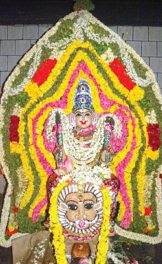ராஜயோகம் அருளும் ராஜ துர்கை!