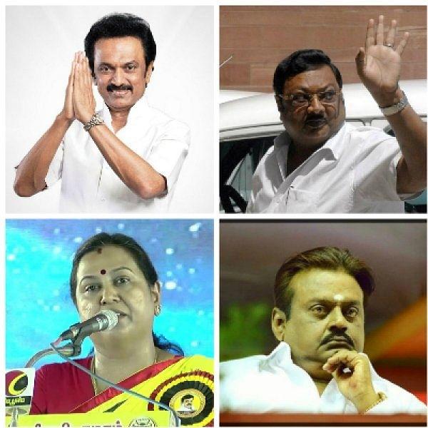 தமிழக அரசியல்ல நாட்டாமை விஜயகுமாரும் சின்னத்தம்பி பிரபுவும் யார் தெரியுமா? #VikatanFun