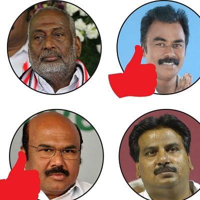 வட சென்னை நாடாளுமன்றத் தொகுதிக்கு உட்பட்ட சட்டமன்ற தொகுதிகள்