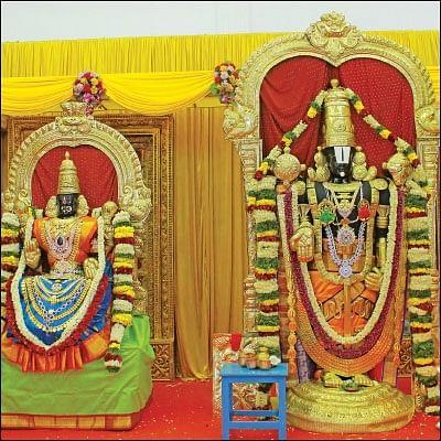 சென்னையில் 108 திவ்யதேச தரிசனம்...