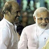 சென்னையில் நாளை ரஜினிகாந்த்- மோடி சந்திப்பு!