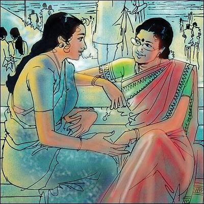 மனுஷி - 11 - மெனோபாஸ் ஆண்களுக்கும் உண்டு!