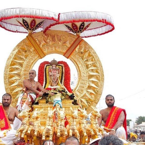 திருப்பதியில் செப்-23-ல் தொடங்குகிறது பிரம்மோற்சவம்! தினசரி  தரிசனமும் பலன்களும்!