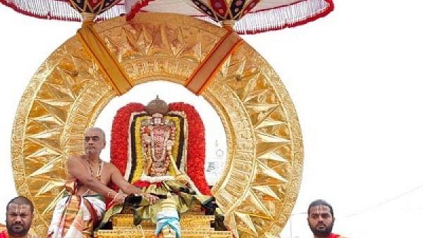 திருப்பதி பிரம்மோற்சவம்!