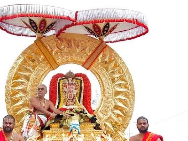 திருப்பதியில் நவராத்திரி பிரம்மோற்சவம்... மாடவீதிகளில் வாகனசேவை நடைபெறும்!