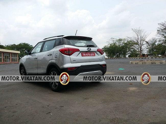 டெஸ்ட்டிங்கில் BS-6 மஹிந்திரா XUV300 டீசல்... ஆக்ஸசரீஸ் விலை தெரியுமா?