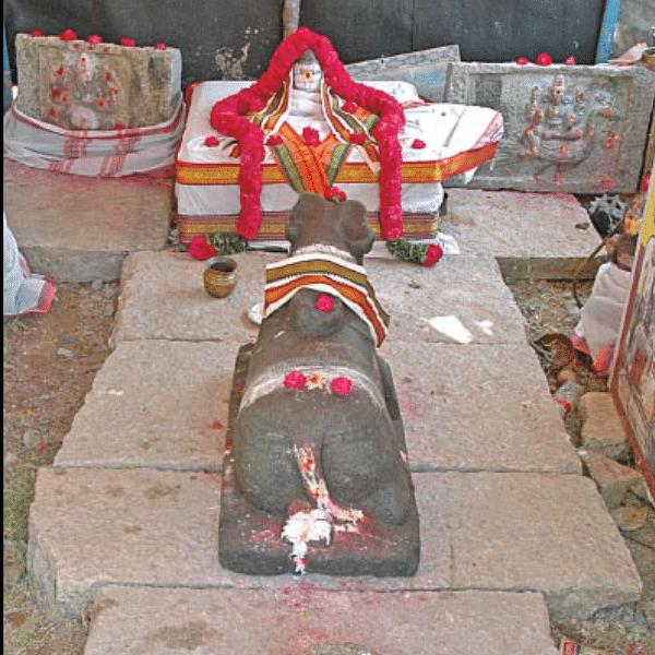 கும்பாபிஷேகத்துக்குக் காத்திருக்கும் பிரம்மேஸ்வரர் ஆலயம்!