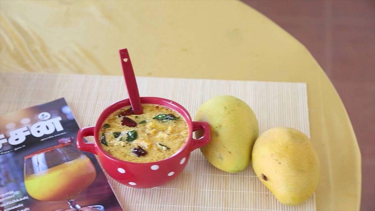 How to do Maambala Morekozhambu | Quick Recipes | Click & Cook