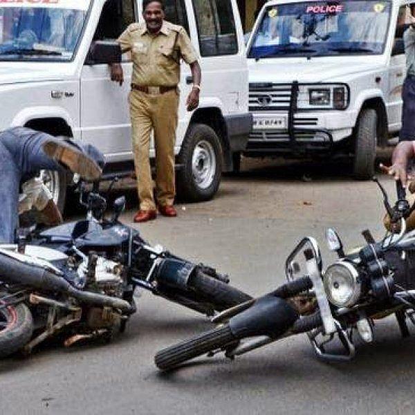 கன்னியாகுமரியில் கடந்த 10 மாதங்களில் 215 பேர் விபத்தில்  மரணம்