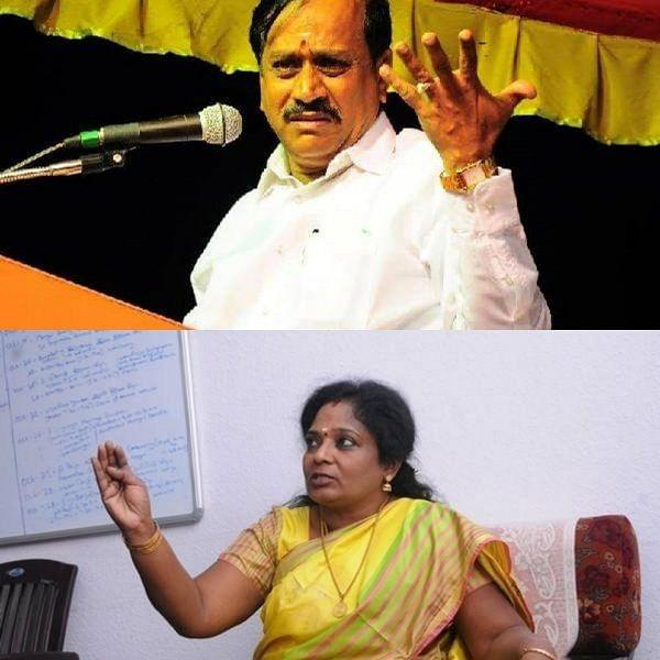 ஹெச்.ராஜாவா, தமிழிசையா - பா.ஜ.க-வின் ஸ்லீப்பர் செல் யார்?! #Satire #VikatanFun
