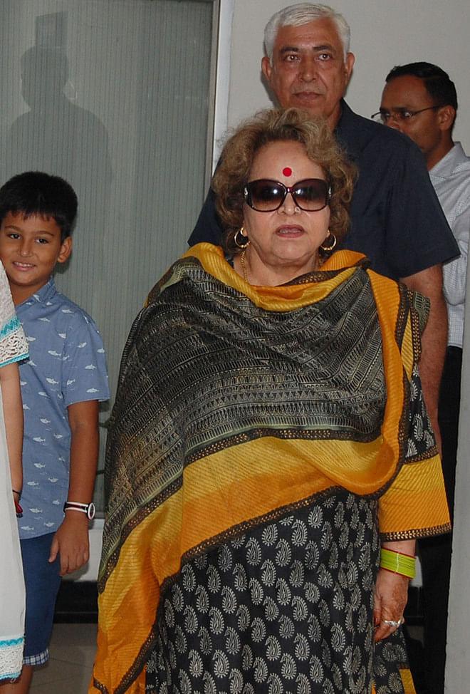 'முத்தலாக்' முறைக்கு எதிராக  குரல் கொடுக்கும் சல்மா அன்சாரி