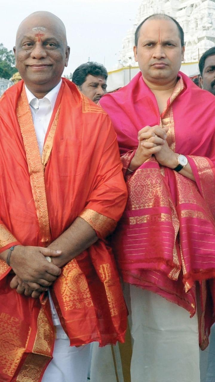 கழற்றி விடப்பட்ட வி.ஐ.பி-க்கள்! - பிசுபிசுக்கும் சேகர் ரெட்டி வழக்கு!