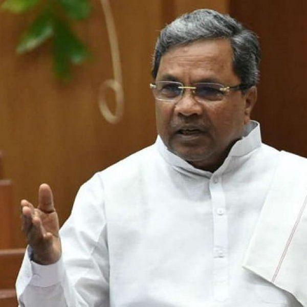 'இந்தி புரியவில்லை..!' - பா.ஜ.க தேசியச் செயலாளருக்கு சித்தராமையா கொடுத்த பதில்