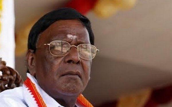 புதுச்சேரி: முதல்வர் அலுவலகத்தில் கொரோனா; தனிமையில் நாராயணசாமி