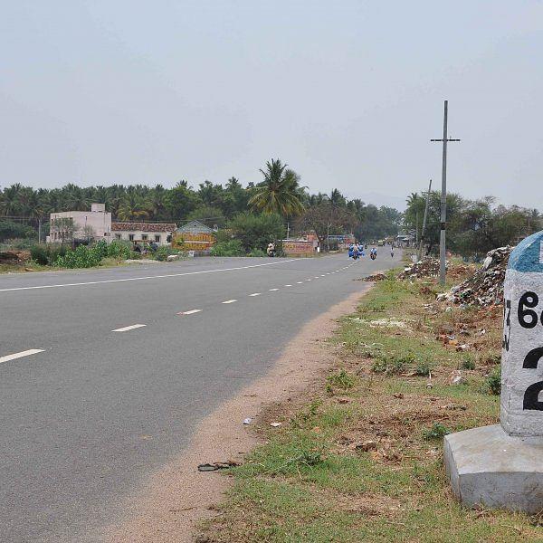 சென்னை டு சேலம் 8 வழிச்சாலை திட்டம்