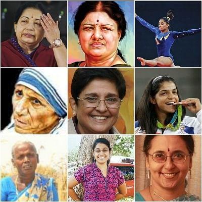 சாதனை, துயரம், சர்ச்சை, அதிரடி... 2016 டைரியில் இடம்பிடித்த பளிச் பெண்கள்!