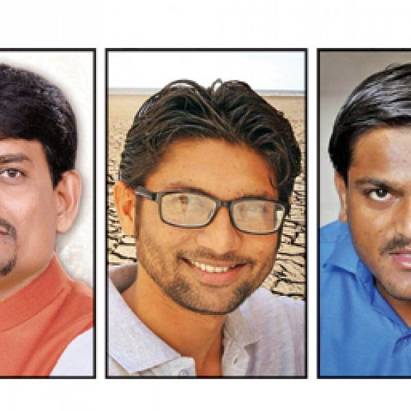 குஜராத் தேர்தல்... முடிவைத் தீர்மானிக்கப் போகும் மூன்று பேர்!