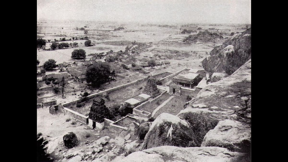 2,200 years old ancient city and civilisation found near madurai