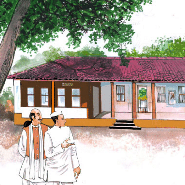 மண்புழு மன்னாரு: ஐந்து ரூபாய்க்கு கவலைப்பட்ட காந்தி!