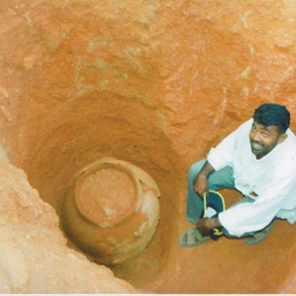 ஆதிச்சநல்லூர்: தமிழரின் ஆதிவரலாற்றுத் தடம்!