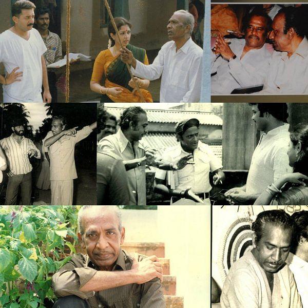 அன்று முதல் இன்று வரை... இயக்குநர் மகேந்திரனின் கிளாஸிக் புகைப்படங்கள்!