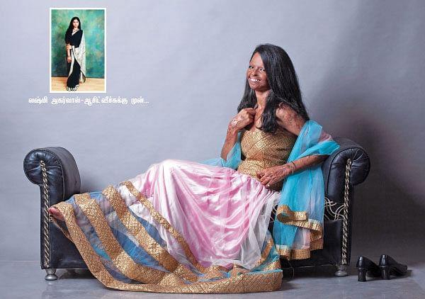 நம்பர் 1 - லஷ்மி அகர்வால்
