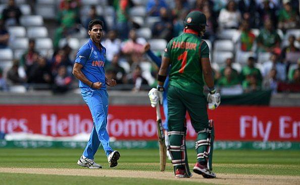 #INDvBAN இந்தியாவுக்கு 265 ரன்கள் இலக்கு நிர்ணயித்தது பங்களாதேஷ்...!