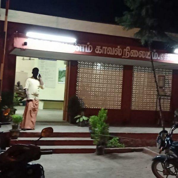 தேசிய அளவில் டாப் டென் போலீஸ் ஸ்டேஷன்! 8வது இடம் பிடித்த பெரியகுளம் காவல்நிலையம்