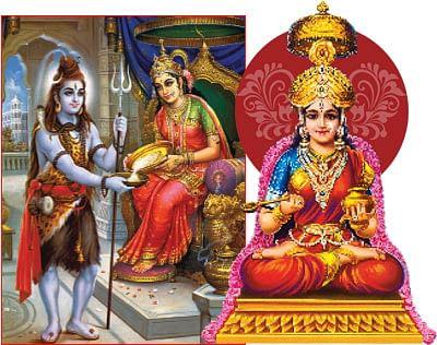 அருளும் பொருளும் அள்ளித் தரும் அன்னபூர்ணா ஸ்தோத்திரம்