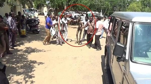 Have the journalists confined only to photographing the immolation at Nellai? – Direct witness by Vikatan journalist