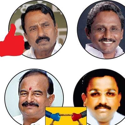 திருப்பூர் நாடாளுமன்றத் தொகுதிக்கு உட்பட்ட சட்டமன்ற தொகுதிகள்