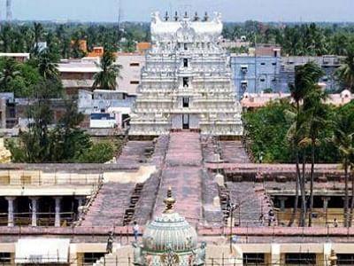 ராமேஸ்வரம் இராமநாதசுவாமி கோயில்