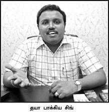 கட்டப் பஞ்சாயத்து செய்தாரா சுரேஷ்ராஜன்?