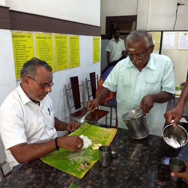`இந்தியாவில் இதுவே முதல்முறை!' - ஆரோக்கியமான சோயா மோர் வழங்கும் கரூர் உணவகம்
