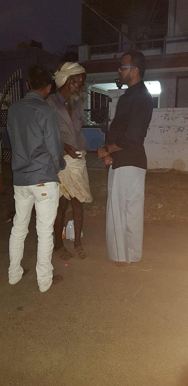 ''நான் எந்த மதத்திற்கும் மாறவில்லை, சித்தரைத்தான் சந்தித்தேன்!'' -'பிக் பாஸ்' பாலாஜி