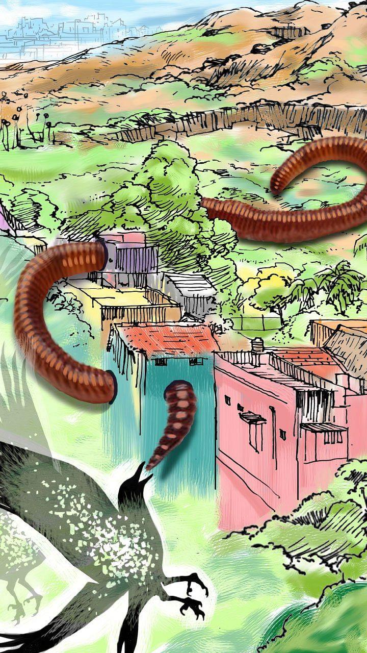 ரொட்டிகளை விளைவிப்பவன் - ஸ்டாலின் சரவணன்