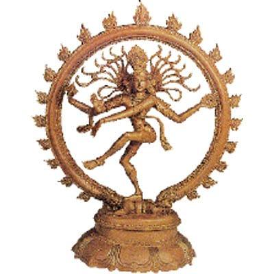 நடராஜரின் புன்சிரிப்பு!