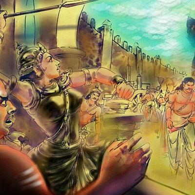 சிவமகுடம்  - 15