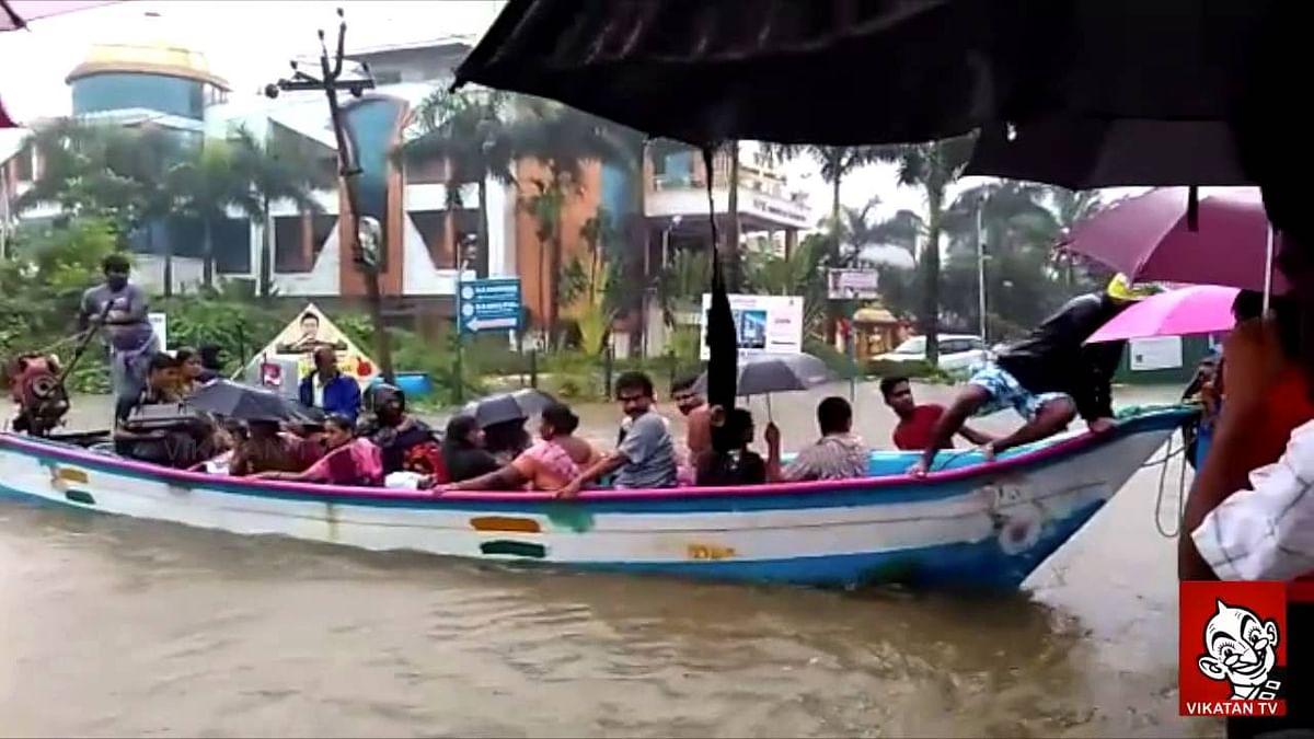 Chennai heavy rain