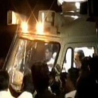 அன்புமணி ராமதாஸ் வாகனம் மீது கல் வீசி தாக்குதல்!